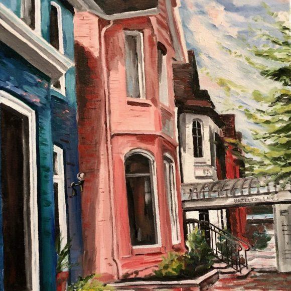 Hazelton Lanes Toronto