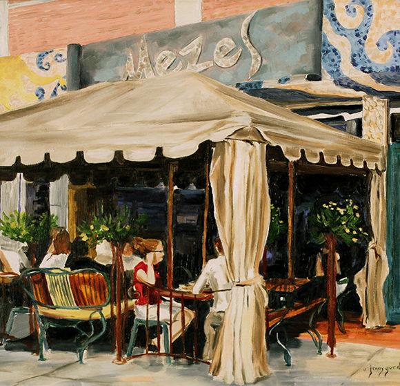 Mezes Restaurant Toronto
