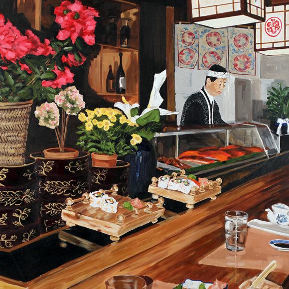 Shogun Sushi Toronto