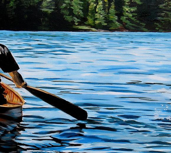 Swim Across the Lake